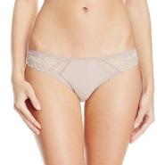 【中亚Prime会员】Calvin Klein 卡尔文克莱恩 Linger Bikini 女士低腰内裤