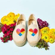 新款加入折扣区~~Shopbop:精选 Soludos 时尚草底鞋 低至3折