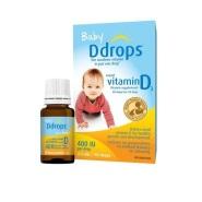 【热销好价】Ddrops 婴儿维生素D3滴剂 2.5ml
