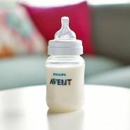 【中亚Prime会员】Philips Avent 飞利浦 新安怡 经典宽口径防胀气奶瓶 330ml*3支装