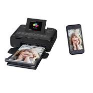 【中亚Prime会员】Canon 佳能 Selphy CP1200 无线彩色照片打印机 黑色
