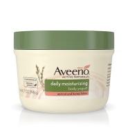 【中亚Prime会员】Aveeno 艾维诺 杏子蜂蜜保湿身体乳 198g*3瓶装