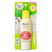 【中亚Prime会员】Bioré 碧柔 水活温和清爽防晒身体乳 SPF30 PA++ 120ml