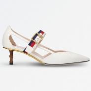 Gucci 古驰 Unia 真皮皮鞋