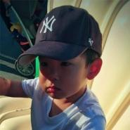 【中亚Prime会员】New Era MLB 美职洋基队棒球帽 儿童款 黑色
