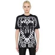 """额外8折!Givenchy 纪梵希 """"Power of LOVE""""印花T-Shirt"""