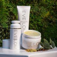 B-glowing:EVE LOM 卸妆膏、急救面膜等护肤品