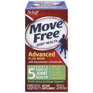 Schiff Move Free 氨基葡萄糖软骨素 加MSM 120粒