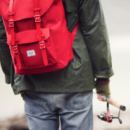 Shopbop:Herschel Supply Co. 文艺范背包、钱包、手提包等多款包袋