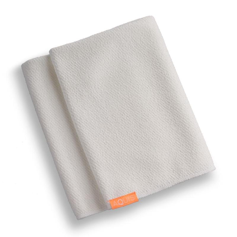 【小蠻推薦】Aquis 快速干發毛巾 長發用 多色可選