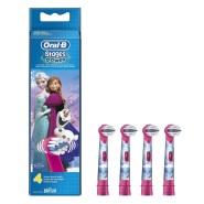 畅销好货!【中亚Prime会员】Oral-B 欧乐 Stages Power 儿童电动牙刷替换刷头4支装