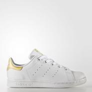 【史低价!】Adidas Originals 三叶草 Stan Smith 幼童运动鞋