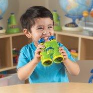 【中亚Prime会员】Learning Resources 6倍放大儿童望远镜