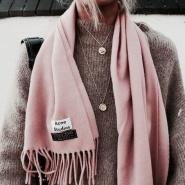【8折最后1天】NET-A-PORTER 中国站 : 精选 Acne Studios Canada 秋冬羊毛围巾