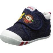 【中亚Prime会员】 MIKIHOUSE 米奇屋学步鞋 13-9308-787