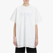 【只剩2件】Vetements Hanes X Oversized Double 男士T恤