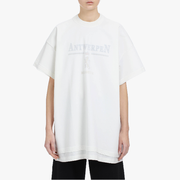 【只剩2件】Vetements Hanes X Oversized Double 男士T恤