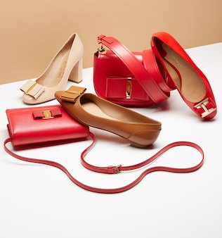 Gilt: 精选 Salvatore Ferragamo 菲拉格慕优雅包包、鞋子等