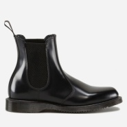 【免费直邮中国】Dr. Martens Kensington Flora Polished Smooth 女士真皮切尔西靴