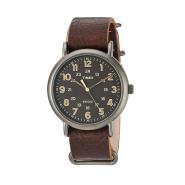 超低价!【美亚自营】Timex 天美时 Weekender Oversized 男款复古腕表