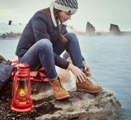 【中亚Prime会员】Timberland 添柏岚 6 Inch 经典大黄靴工装靴 大童款