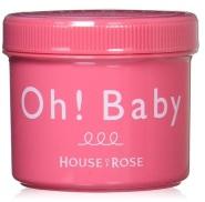 【日本亚马逊】 House of Rose OH BABY 蚕丝精华磨砂膏身体乳