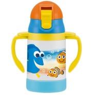 【银联信用卡支付满减活动+日亚prime会员免费送】SKATER 婴儿保冷吸管杯 240ml 九色可供选择