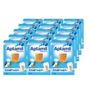 补货+满减 最后1天!Aptamil 爱他美婴幼儿奶粉 1+600g*15盒