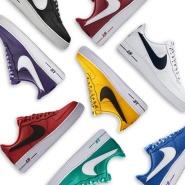活动最后半天 Eastbay:精选 Nike X NBA 联名款 Air Force 1 '07 LV8 休闲鞋