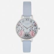 【55专享】【免费直邮中国】Olivia Burton Enchanted Garden 女士小清新手表