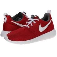 最后一双~Nike Kids Roshe Run 大童款红色运动鞋