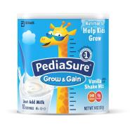 【中亚Prime会员】PediaSure 雅培 小安素婴幼儿配方营养奶粉 397gx2罐 1-14岁适用