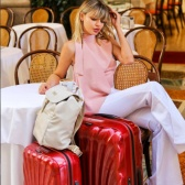 【低至$48.99】Macy's 官網 : 精選 Samsonite 、Delsey 等大牌行李箱