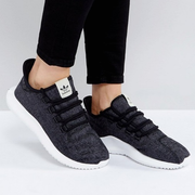码数全!Adidas Originals 三叶草 Tubular Shadow 女士休闲鞋