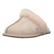 【中亚Prime会员】UGG Australia Scuffette Scuffs 冬季女鞋加绒保暖羊毛平底毛毛鞋懒人拖鞋