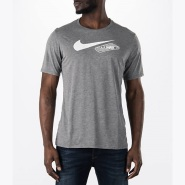 M/L有货!Nike 耐克 Air Max 90 Swoosh 男士运动T恤