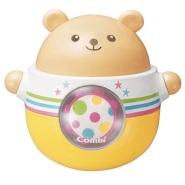 【日本亚马逊】 combi 可爱熊婴儿音乐玩具