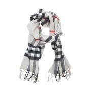 【免费直邮中国】无门槛8.2折,凑单满额最高7折!Burberry 经典格子羊绒围巾
