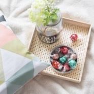 【两件$40+买5免2】Lindt 瑞士莲松露巧克力 薄荷味 75粒装