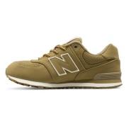 【美境免邮 手慢无!】New Balance 新百伦 574系列 大童款复古运动鞋 成人可穿
