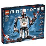 仅剩4件!LEGO 乐高科技组 Mindstorms EV3 科技组 第三代机器人