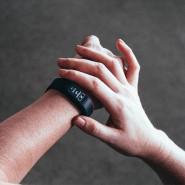 新低价!【中亚Prime会员】Garmin 佳明 Vivosmart 3 智能手环