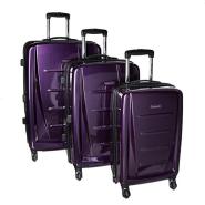 超划算!【美亚自营】Samsonite 新秀丽 Winfield 2 万向轮行李箱3件套 20+24+28寸