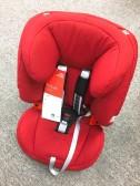 【5姐曬單】紅紅火火的德國直郵Britax EVOLVA 1-2-3 百代適 兒童汽車座椅