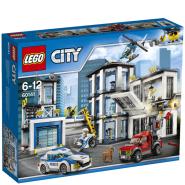 【免费直邮中国】LEGO 乐高 城市系列 警察总局 60141