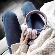 【中亚Prime会员】Urbanears Plattan 2 头戴式耳机 便携线控可折叠 多色可选