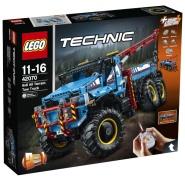 【黑色星期五】免费直邮中国!LEGO 乐高 科技系列 6X6全时驱动牵引卡车 42070