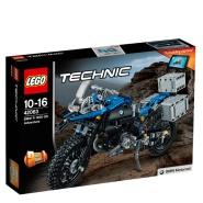 【双十一大促!】LEGO 乐高科技组 宝马摩托车 42063