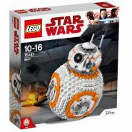 限时高返16%!【中亚Prime会员】LEGO 乐高 星球大战系列 BB-8 宇航技工机器人 75187