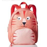 【美亚自营】Gymboree 金宝贝 女童双肩背包 粉色老虎
